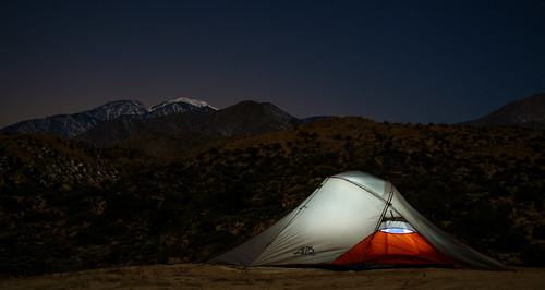 Camping in San Gorgonio | by blmcalifornia