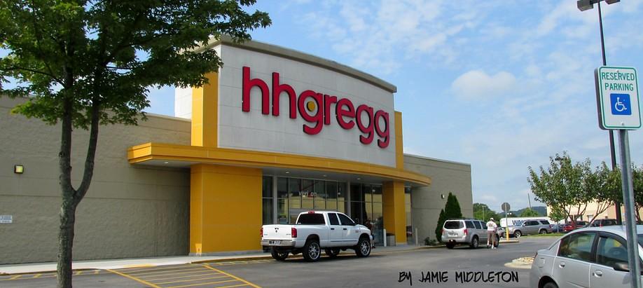 HH Gregg -- Clinton Highway