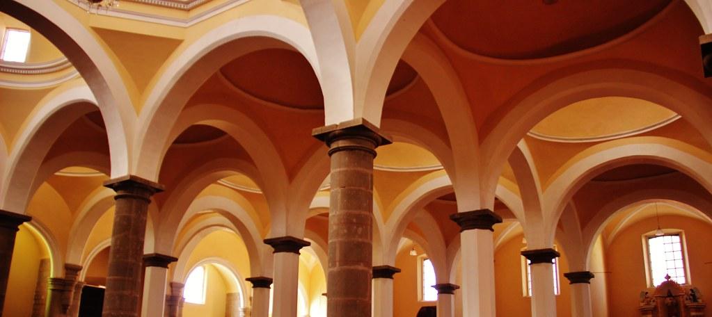 Capilla Real en el Convento de San Gabriel Arcángel, San Pedro Cholula