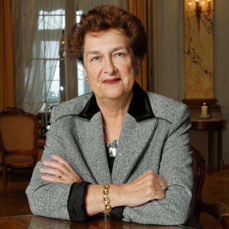 Dame Rosalyn Higgins