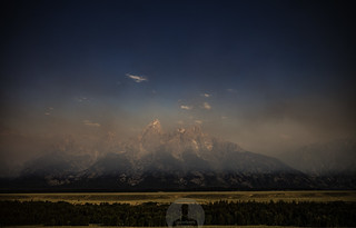 Cliff Creek Smoke | by Cooper Ricketts Photography