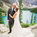 After Wedding Session - Moraine Lake