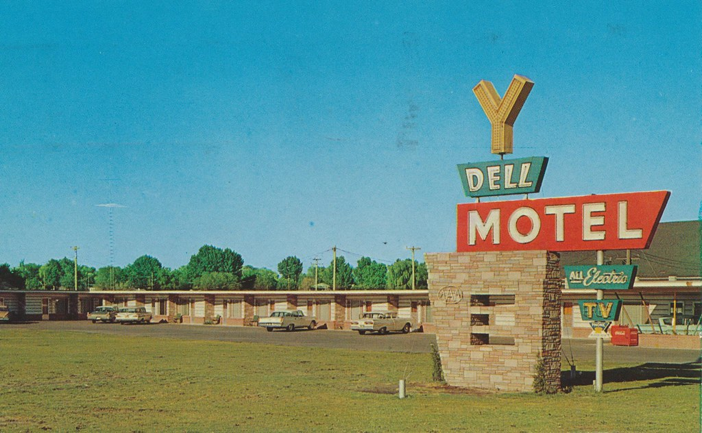 Y-Dell Motel - Burley, Idaho