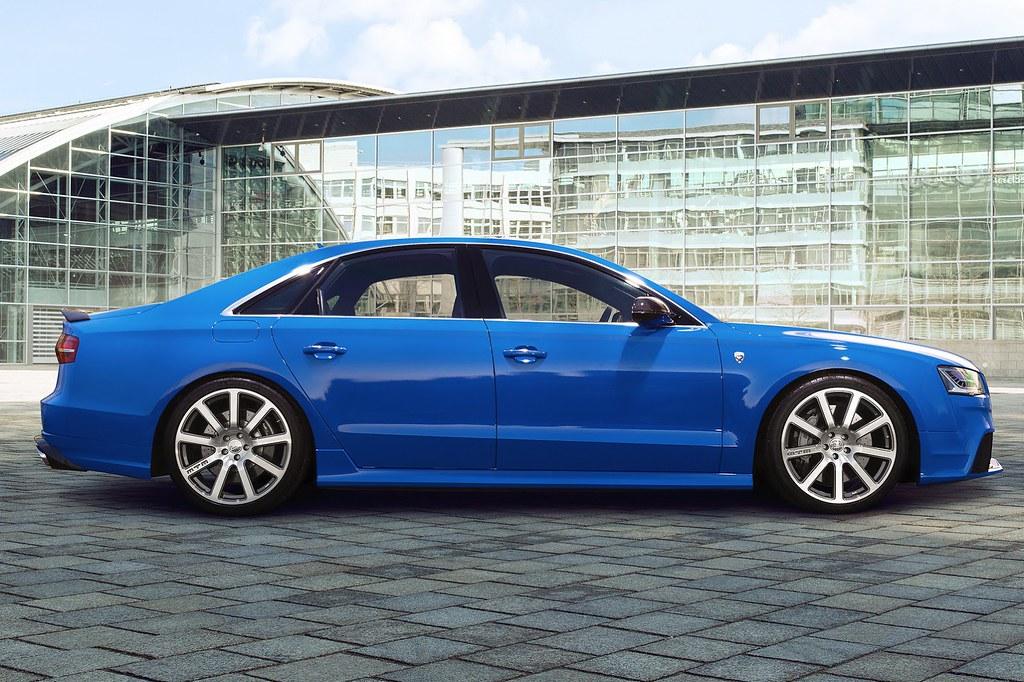 Mtm Audi S8 Talladega S 791hp Geneva Auto Show 2015 Flickr