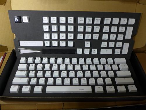 Ducky Shine4 機械鍵盤
