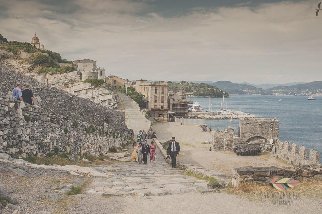 La boda íntima en la Toscana