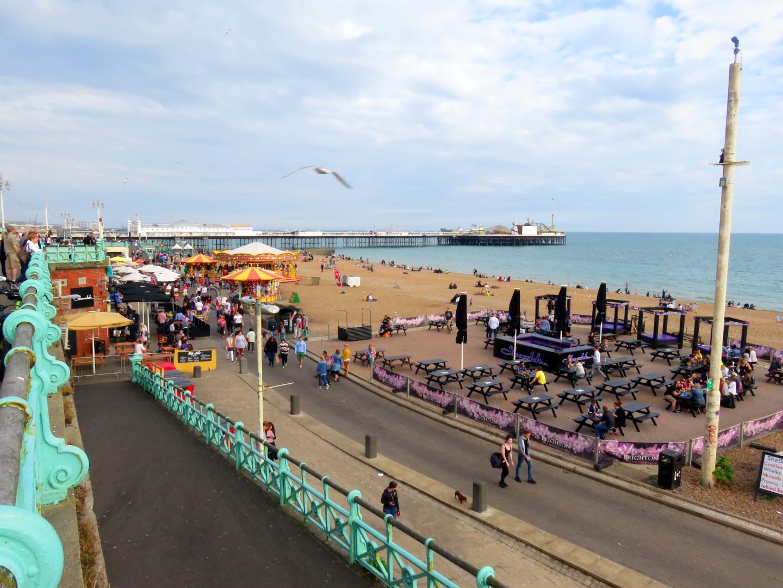 Orgullo Gay de Brighton brighton - 28867407096 5e04554ed1 o - Brighton, la playa de Londres