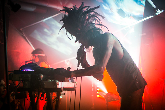 IAMX @ U St Music Hall, 30/09/2016