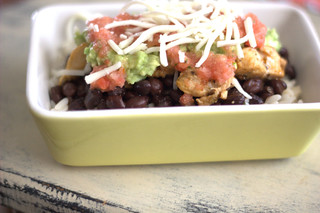 Chipotle Burrito Bowls | by Diary of a SAHM