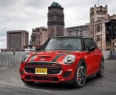 MINI en el salón del automóvil Naias Detroit 2015