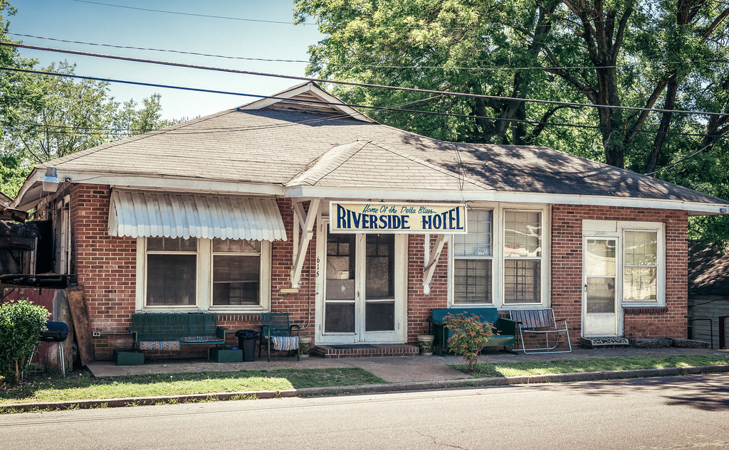 Riverside Hotel (Clarksdale, Mississippi) - Bessie Smith's passing, 615 Sunflower Ave (c. 1925), view06 ...