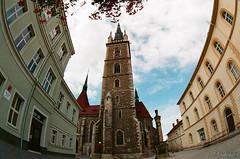 Kostel sv. Petra a Pavla. Casla. Czech Republic