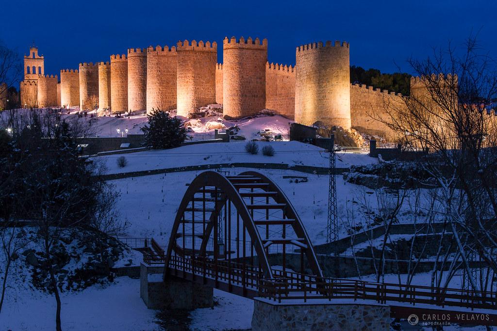 top landmarks Spain