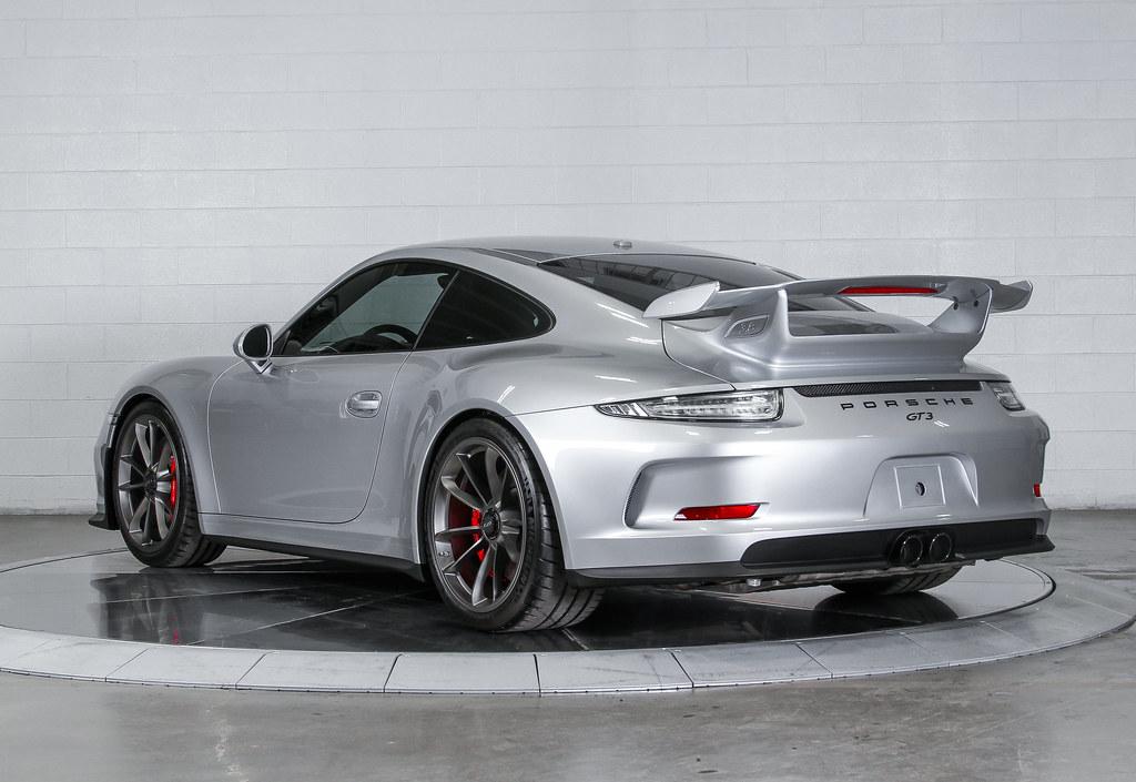 991 Gt3 Rhodium Silver Connor Hinkle Flickr