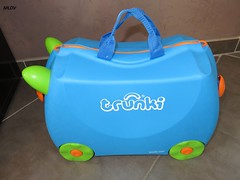 valise enfant trunki
