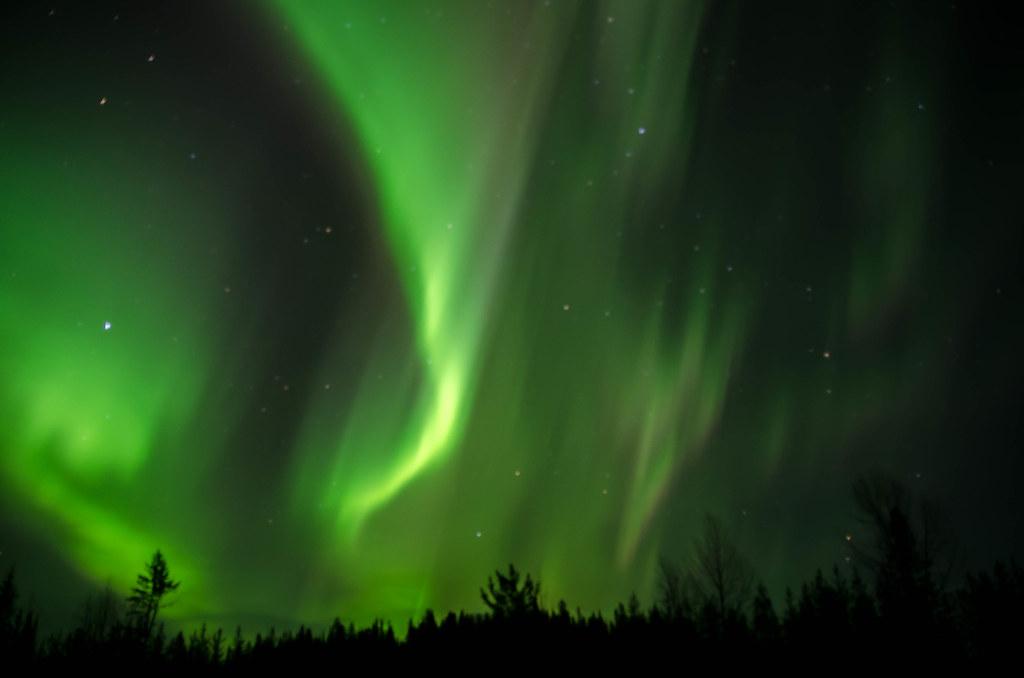 ... Northern Lights Prince George BC | By Kwally92