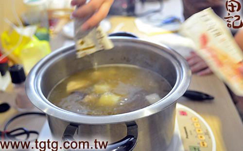 田記鮮雞精-山藥鱸魚雞湯-加雞精