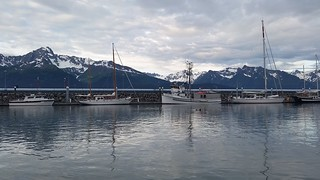 Seward dock | by Sailing P & G