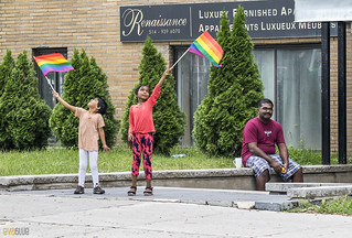 Fierte Montreal Pride Parade 2016 - 54 | by Eva Blue
