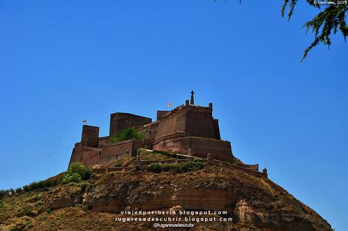 Castillo de Monzón (Huesca, Aragón)