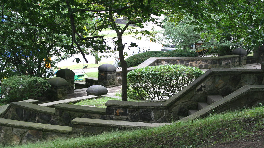 Lithuanian Cultural Garden - Cleveland, Ohio | The Lithuania… | Flickr