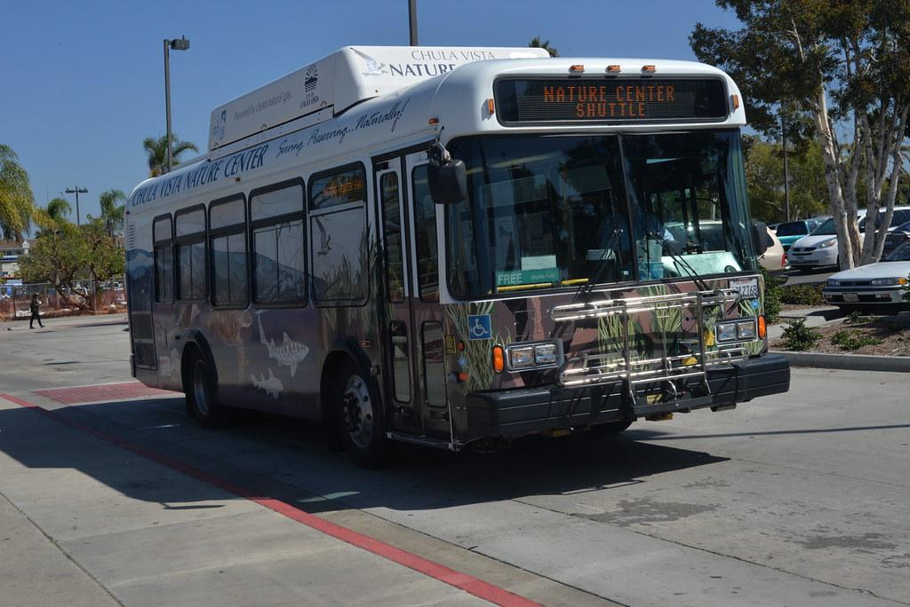 Cvnc Bus Cv 8 14 14 The Chula Vista Nature Center