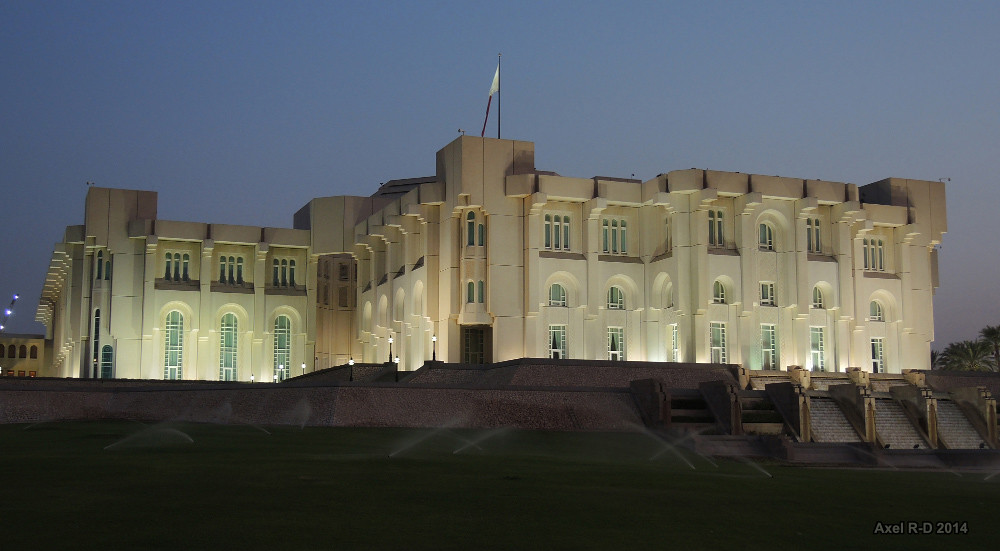 Amiri diwan doha qatar axel drainville flickr for Diwan amiri qatar