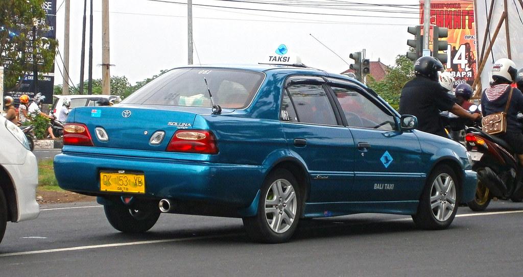 A B B on 2003 Toyota Tercel