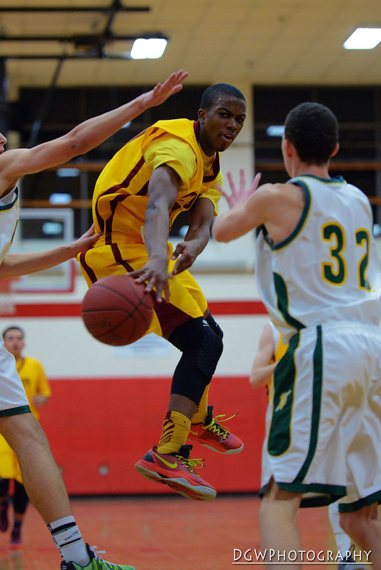 Boys High School Basketball - Merit Insurance Classic