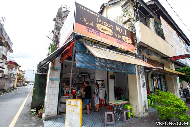 Ipoh Famous Tai Soo Ais Kacang