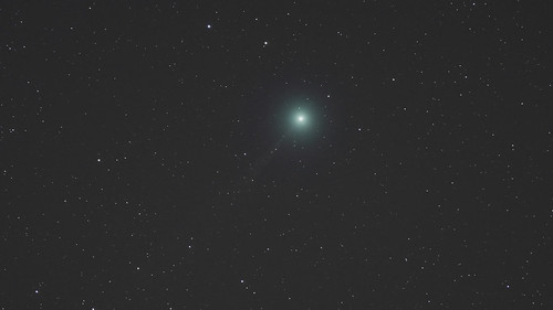 C/2014 Q2 Lovejoy | by Sandro Ebone