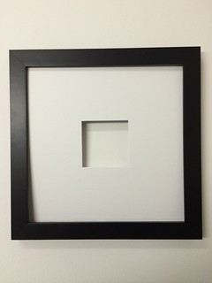 square signature flat | by bux1picturematting