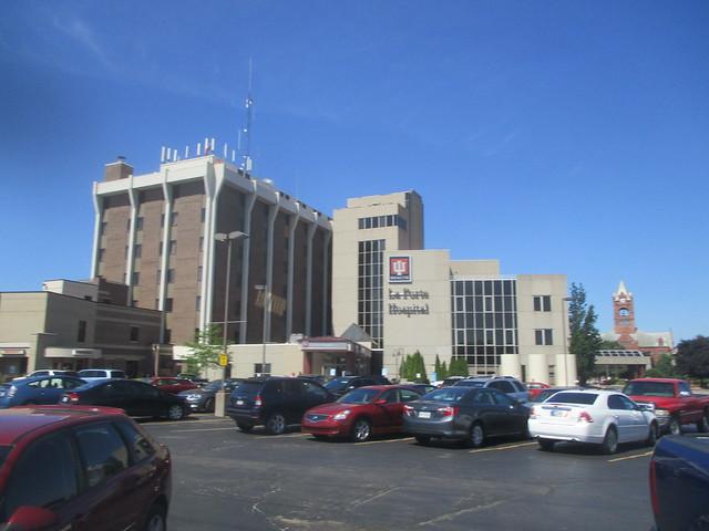 Indiana University Health LaPorte Hospital