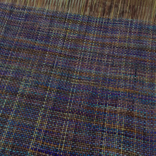 Fifth weaving project