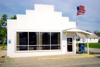 Gilman City, MO post office | by PMCC Post Office Photos