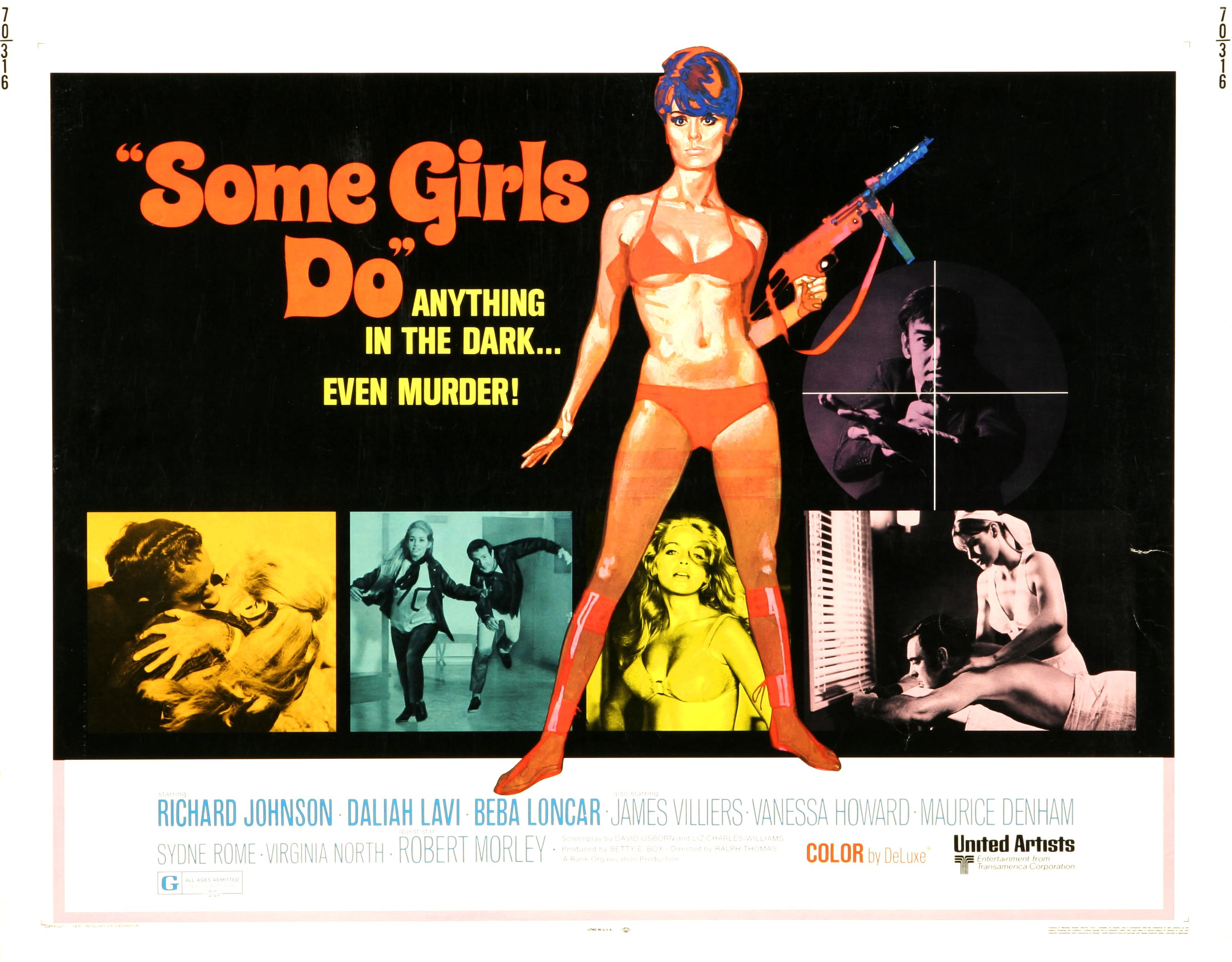 Some Girls Do (1969)