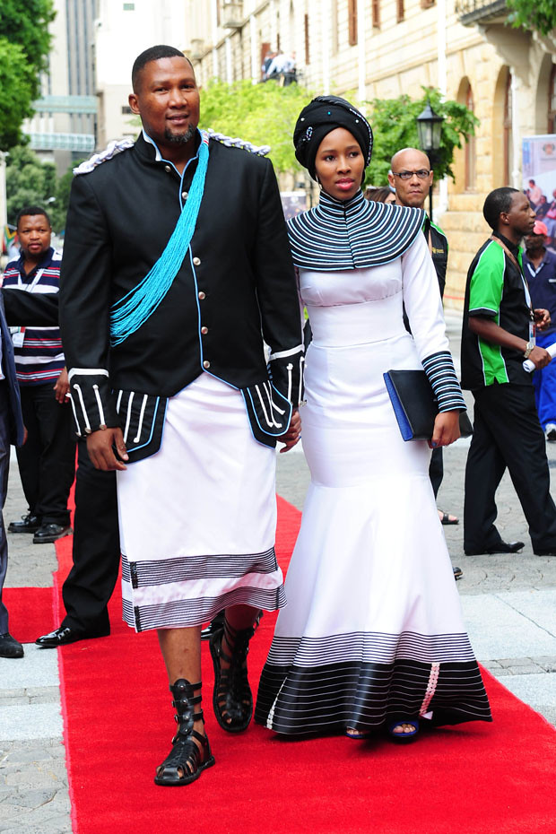 State Of The Nation Address 2015 Red Carpet 12 Feb 2015