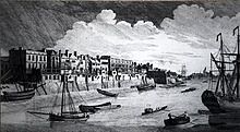 John_Boydell_-_View_of_the_riverside_at_Limehouse_1751