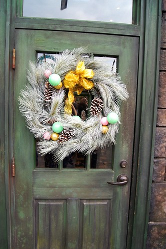 The Wizarding World of Harry Potter - christmas wreath