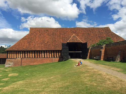 Cressing Temple Barns | by diamond geezer