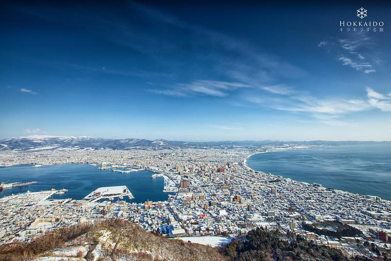 [旅记] 北海道:奇幻的雪国之旅