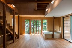 神奈川県三浦郡の家