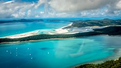 Hamilton Island Float Plane Whitsunday Island & Whitehaven Beach-11