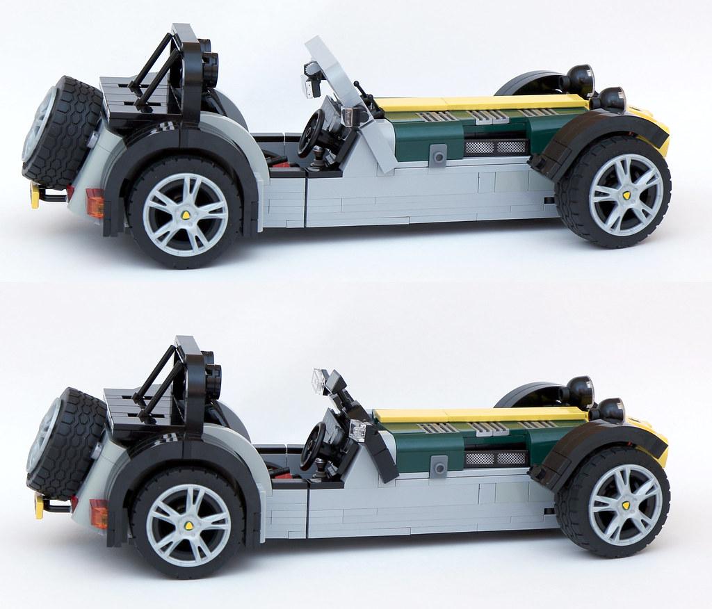 caterham 7 the kit of a kit car. Black Bedroom Furniture Sets. Home Design Ideas