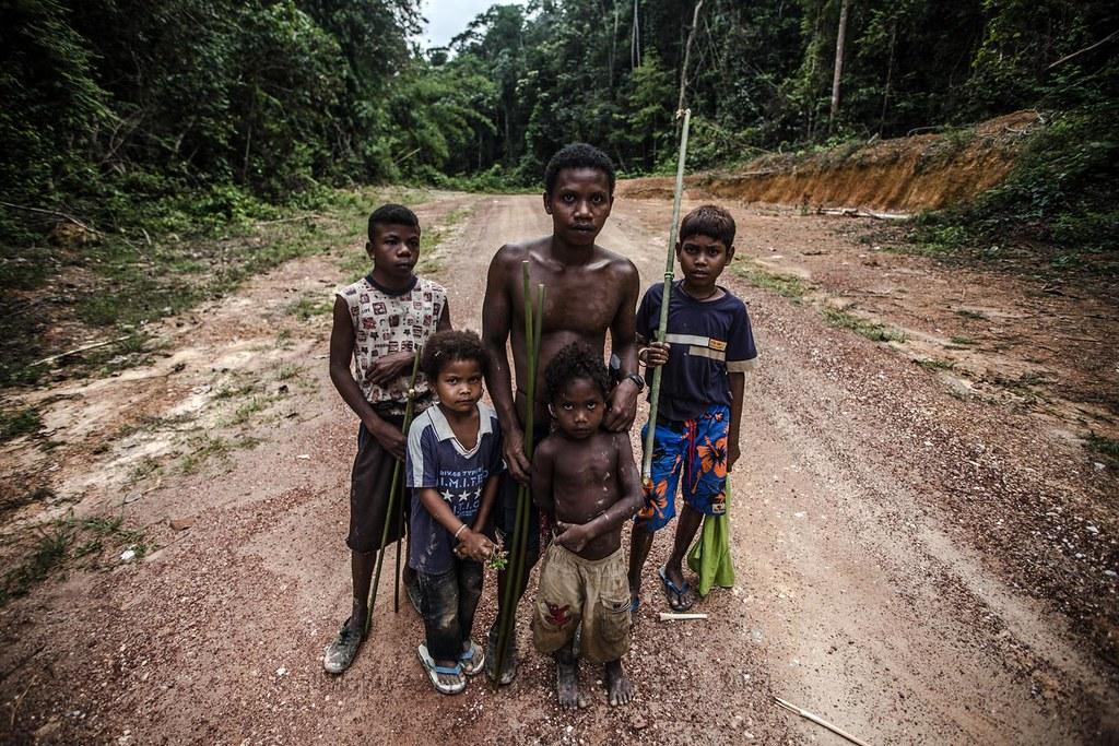 Batek People: Hunter & Gatherer (Kenong Rimba Park)
