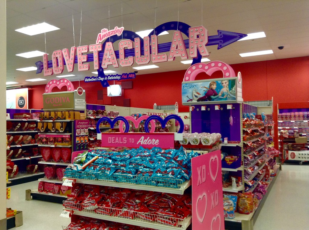 target store valentine's day department 2015,mike moza… | flickr, Ideas