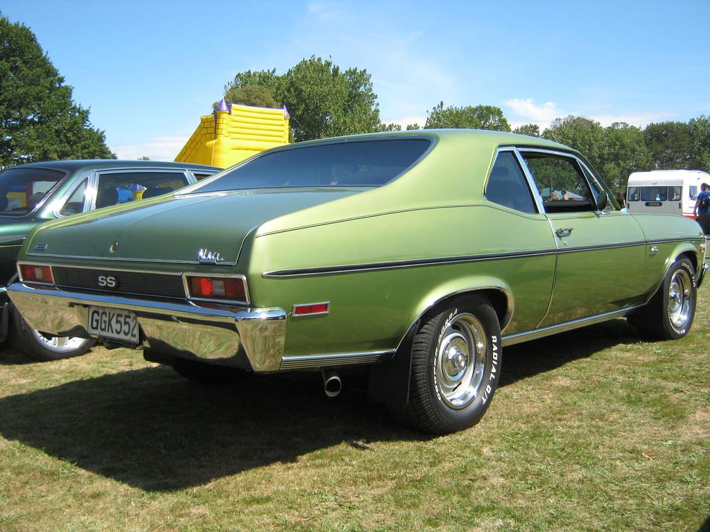 2015 Morrinsville Motorama. 1967 - 74 Chevrolet Nova SS Mo ...