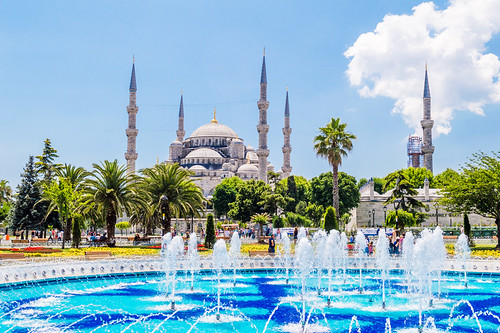 7 Must-See Spots in Istanbul