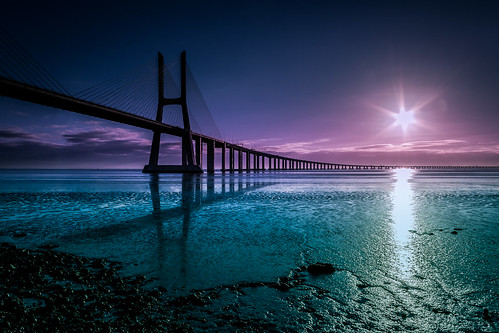 the magic bridge | by Nelson Lourenço
