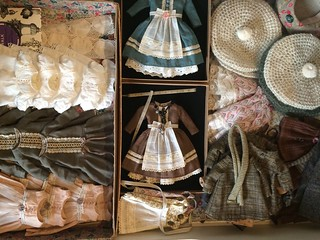 Drawer full of outfits for BCUK | by little_moshi